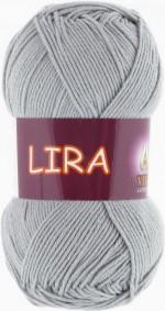 Vita Cotton Lira Цвет 5021 темное серебро