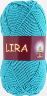 Vita Cotton Lira Цвет 5022 голубая бирюза
