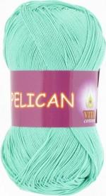 Vita Cotton Pelican Цвет 3970 морская волна