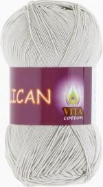 Vita Cotton Pelican Цвет 3965 светло-серый