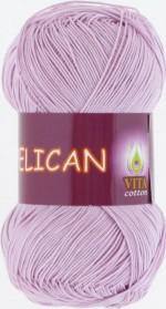 Vita Cotton Pelican Цвет 3968 светло-сиреневый
