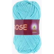 Пряжа для вязания Vita Cotton Rose (Вита Роза)