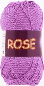 Пряжа для вязания Vita Cotton Rose (Вита Роза) Цвет 3934 светлый цикламен