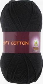 Vita Cotton Soft Cotton Цвет 1802 черный