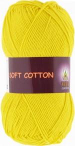 Vita Cotton Soft Cotton Цвет 1803 лимонный
