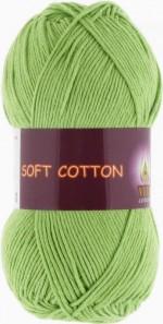 Vita Cotton Soft Cotton Цвет 1805 молодая зелень