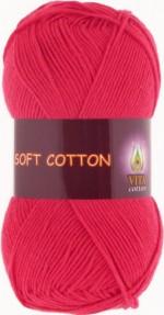 Vita Cotton Soft Cotton Цвет 1816 красный