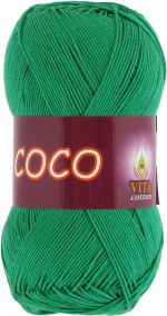 Vita Cotton Coco Цвет 4311 мята