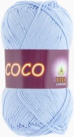 Vita Cotton Coco Цвет 4323 светлый голубой
