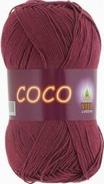 Vita Cotton Coco Цвет 4325 светло-вишневый