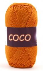 Vita Cotton Coco Цвет 3870 тыква