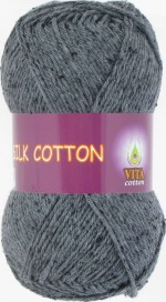 Vita Cotton Silk Cotton Цвет 4702 черный