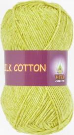 Vita Cotton Silk Cotton Цвет 4712 желтый