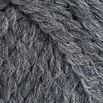 Пряжа для вязания YarnArt Alpine Alpaca Цвет 436 темно серый