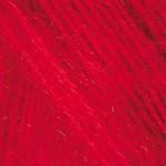 Пряжа для вязания YarnArt Angora de Luxe Цвет 156 красный