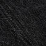 Пряжа для вязания YarnArt Angora de Luxe Цвет 585 черный