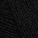 YarnArt Baby Цвет 585 черный