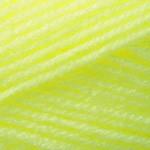 YarnArt Baby Цвет 8232 желтый неон