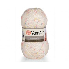 Пряжа для вязания YarnArt Baby Color (Ярнарт Беби Колор)