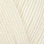 Пряжа для вязания YarnArt Bianca Babylux Цвет 350 белый