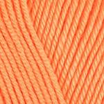 Пряжа для вязания YarnArt Bianca Babylux Цвет 353 оранжевый