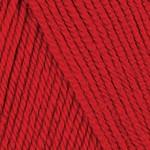 Пряжа для вязания YarnArt Bianca Babylux Цвет 356 красный
