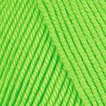 Пряжа для вязания YarnArt Bianca Babylux Цвет 359 зелень