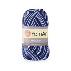 Пряжа для вязания YarnArt Begonia Melange (Ярнарт Бегония Меланж)
