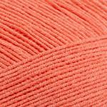YarnArt Cotton Soft Цвет 61 коралловый