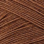 YarnArt Cotton Soft Цвет 40 коричневый