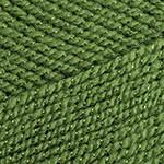 Пряжа для вязания YarnArt Gold (Ярнарт Голд) Цвет 9046 зеленый
