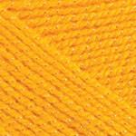 Пряжа для вязания YarnArt Gold (Ярнарт Голд) Цвет 9047 ярко желтый