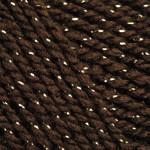 Пряжа для вязания YarnArt Gold (Ярнарт Голд) Цвет 9004 черный золото