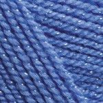 Пряжа для вязания YarnArt Gold (Ярнарт Голд) Цвет 9376 ярко голубой