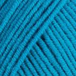Пряжа для вязания YarnArt Jeans Цвет 55 яркая бирюза