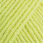 YarnArt Jeans Цвет 58 ярко желтый