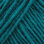 Пряжа YarnArt Jeans (Ярнарт Джинс) Цвет 63 изумруд
