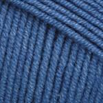 Пряжа YarnArt Jeans (Ярнарт Джинс) Цвет 16 темно голубой