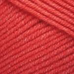 YarnArt Jeans Цвет 26 красный