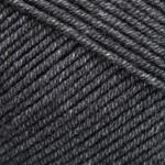 Пряжа YarnArt Jeans (Ярнарт Джинс) Цвет 28 черный