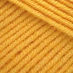 Пряжа YarnArt Jeans (Ярнарт Джинс) Цвет 35 желтый