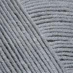 Пряжа для вязания YarnArt Jeans Цвет 46 серый