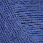Пряжа YarnArt Jeans (Ярнарт Джинс) Цвет 47 василек