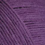 Пряжа для вязания YarnArt Jeans Цвет 50 баклажан