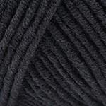 Пряжа YarnArt Jeans (Ярнарт Джинс) Цвет 53 черный