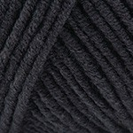 YarnArt Jeans Цвет 53 черный