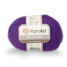 Пряжа для вязания YarnArt Kid Mohair (Ярнарт Кид Мохер)