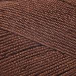 Пряжа для вязания YarnArt Bianca Lanalux Цвет 864 коричневый