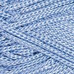 Пряжа для вязания YarnArt Macrame Цвет 133 голубой