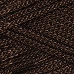 Пряжа для вязания YarnArt Macrame (Ярнарт Макраме) Цвет 157 темно коричневый